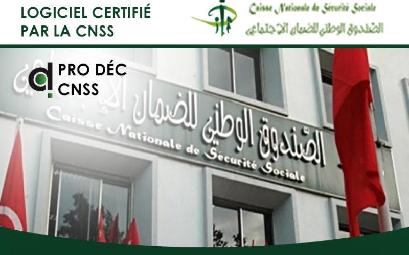 Déclaration CNSS
